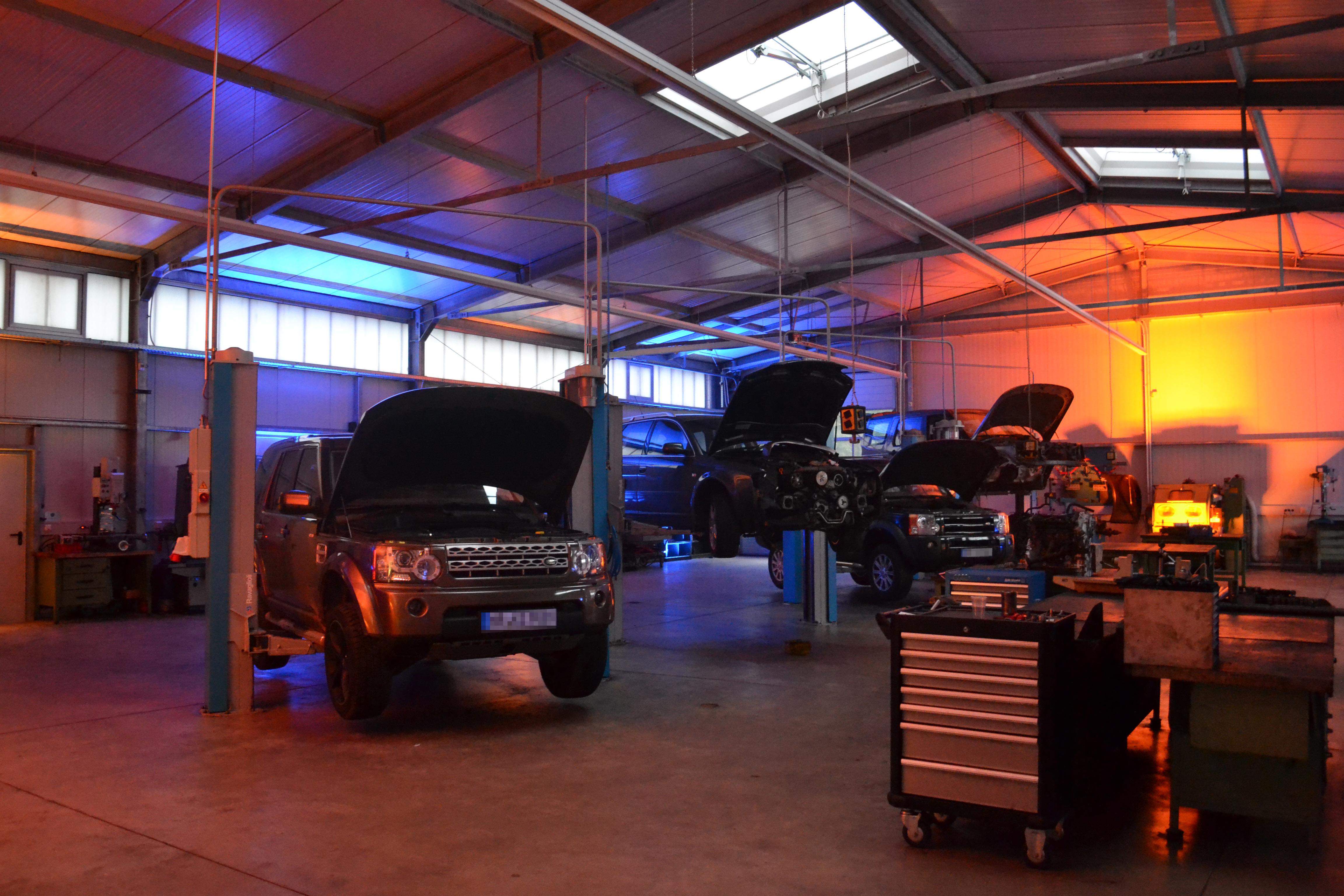 ÜBER UNS - JR Motorenservice - Johann Rudi